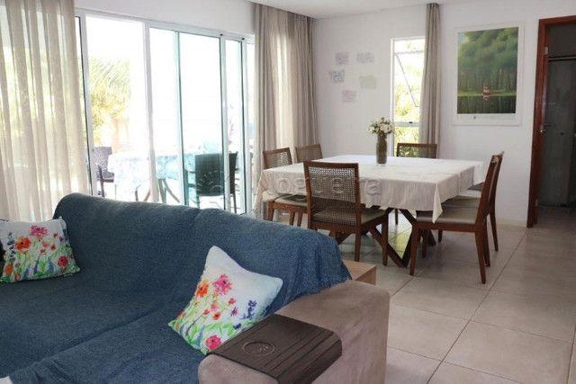 GN- Casa com 5 suítes, piscina privativa, deck, mobiliada, prox. a praia de Muro Alto - Foto 9