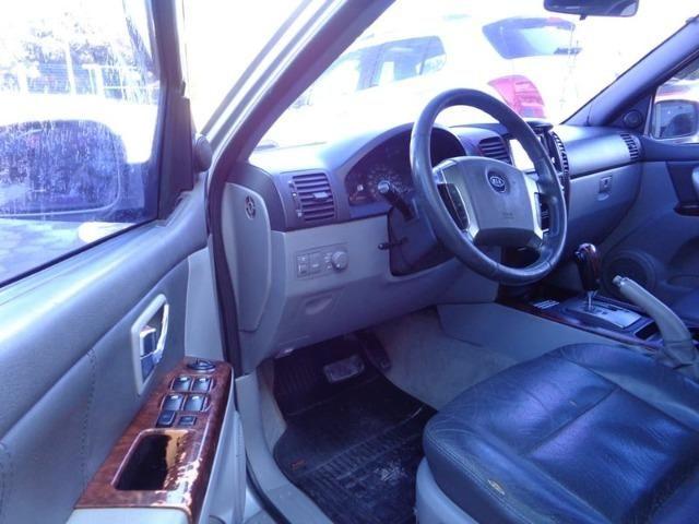 Kia - Sorento 2.5 EX CR3 Diesel 4x4 Top - 2005 - Foto 13