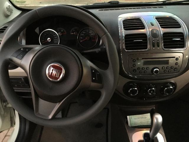 Fiat Grand Siena 1.6 Essence Sublime Dualogic 4P - Foto 7