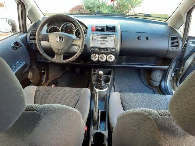 Honda Fit LXL 2007 - Foto 4