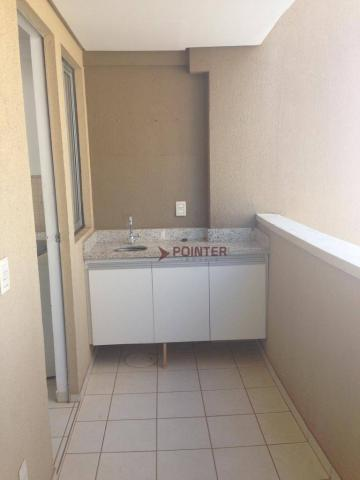 Apartamento com 2 dormitórios 1 vaga, à venda, 55 m² Jardim Goiás - Goiânia/GO - Foto 12