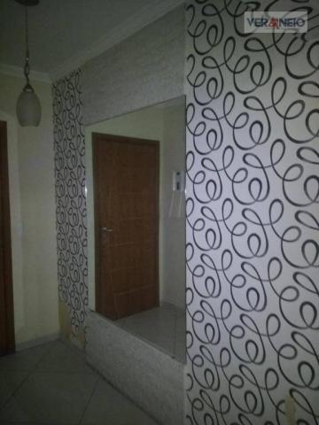 Apartamento com 2 dormitórios para alugar, 99 m² por R$ 3.100,00/mês - Canto do Forte - Pr - Foto 15