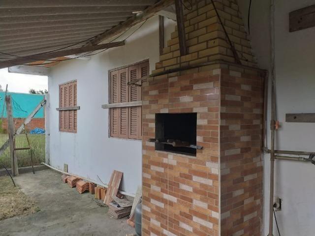 Velleda of excelente casa 3 quadras do mar, 2 dorm, murado ac troca gd. poa - Foto 8