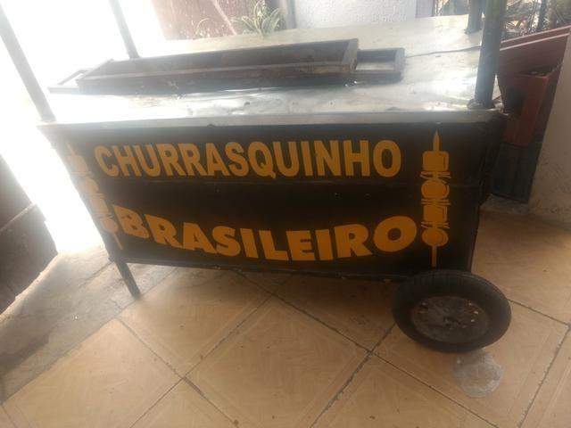 Carrinho de churrasco - Foto 4