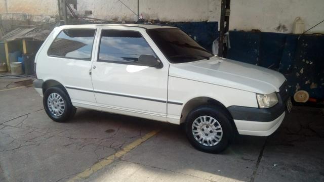 Vendo Fiat Uno Mille Economy Única proprietária