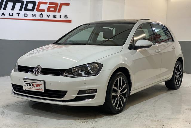VW - Golf 1.4 TSI Highline