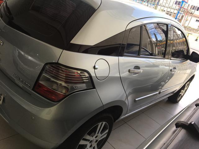 GM - ÁGILE LTZ 1.4 ano 2013, pneus novos, REVISADO, ÚNICA DONA - Foto 8