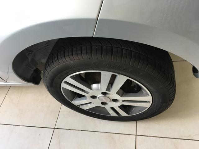 GM - ÁGILE LTZ 1.4 ano 2013, pneus novos, REVISADO, ÚNICA DONA - Foto 15