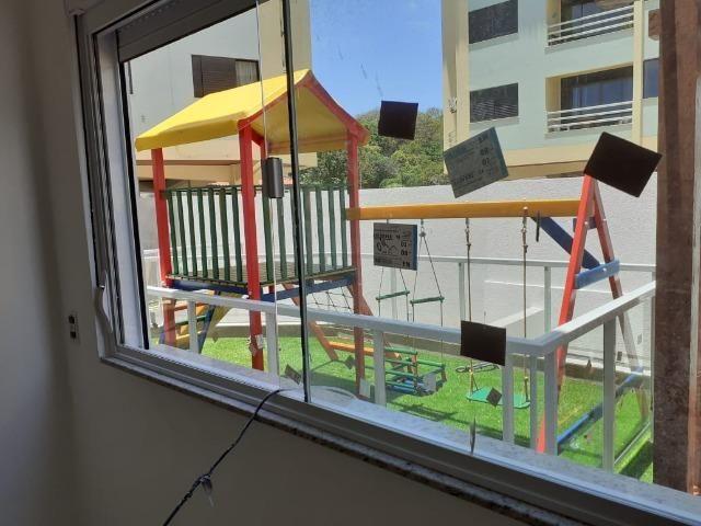 Napraia-Amplo Ap 01 Dorm,piscina e salaõ de festas na cobertura frente mar-parcela! - Foto 16