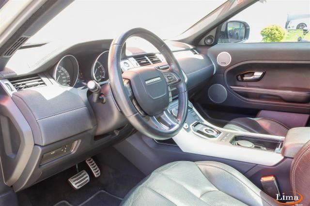 RANGE ROVER EVOQUE 2013/2013 2.0 DYNAMIC 4WD 16V GASOLINA 4P AUTOMÁTICO - Foto 7