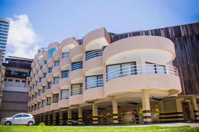 Apartamento em Ponta Negra Mobiliado - 35m² - Marsallis Flat