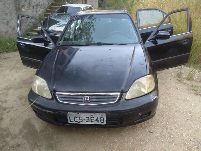 Honda Civic lx - Foto 5