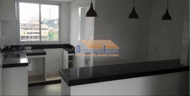 Apartamento à venda com 2 dormitórios em Santo andré, Belo horizonte cod:31358 - Foto 2