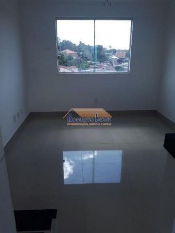 Apartamento à venda com 2 dormitórios em Candelária, Belo horizonte cod:30777 - Foto 3
