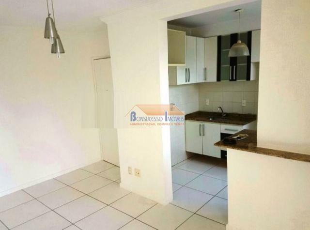 Apartamento à venda com 2 dormitórios em Jaraguá, Belo horizonte cod:39029 - Foto 3
