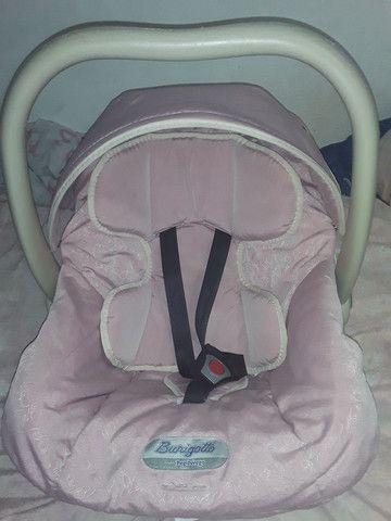 Bebê conforto borigotto e dorsal  - Foto 3