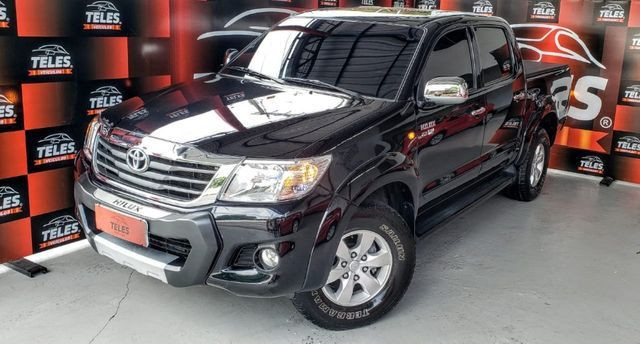Toyota - Hilux CD SR 4X2 2.7 AT