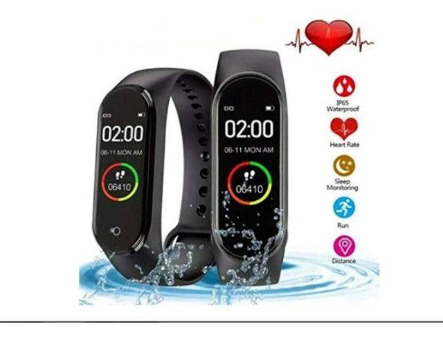Relogio Smartwatch Masculino E Feminino Inteligente Digital - Foto 5