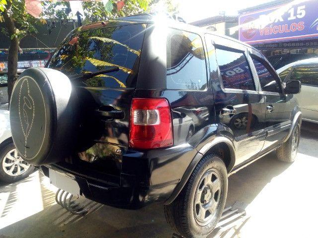 Ford Ecosport 1.6 xls compl +gnv ent 48x 498,00 1ª Parcela por conta da loja - Foto 3
