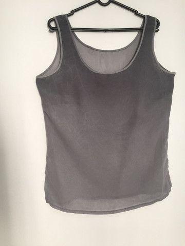 Camiseta Fina tamanho M