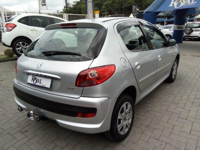 Peugeot 207 XR 1.4 Flex 2010 - Foto 4