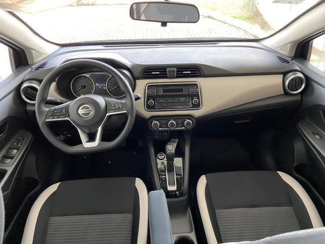 Nissan Versa Sense 1.6 CVT completo 2021!!!( me chama no zap) - Foto 15