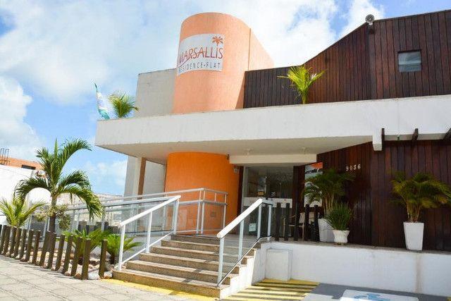 Apartamento em Ponta Negra Mobiliado - 35m² - Marsallis Flat - Foto 13