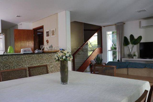 GN- Casa com 5 suítes, piscina privativa, deck, mobiliada, prox. a praia de Muro Alto - Foto 14