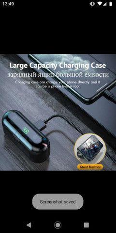 Fone Bluetooth Hi-Fi Sound - Foto 4