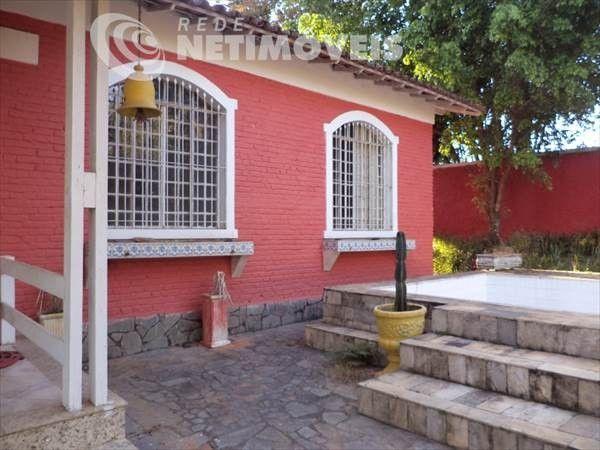 Casa à venda com 4 dormitórios em Braúnas, Belo horizonte cod:545923 - Foto 5