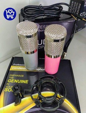 *Microfone Condensador Profissional * - Foto 3