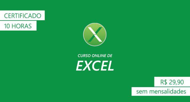 Curso de Excel Profissional - Foto 3