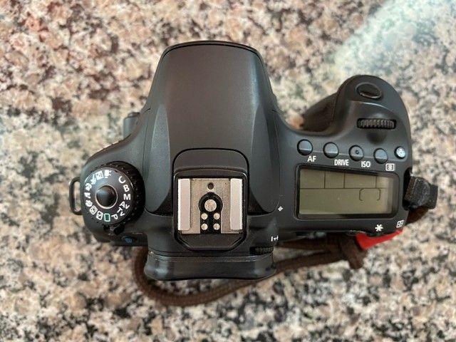 Canon 60D Corpo Mais 2 Baterias 38k Clicks - Foto 5