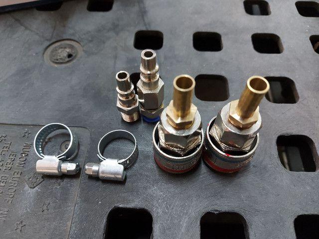 Kit p/ Compressor de Ar - 4Pçs  - Foto 4