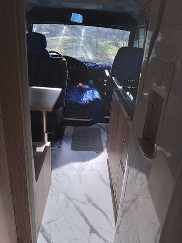 Motor casa trailer