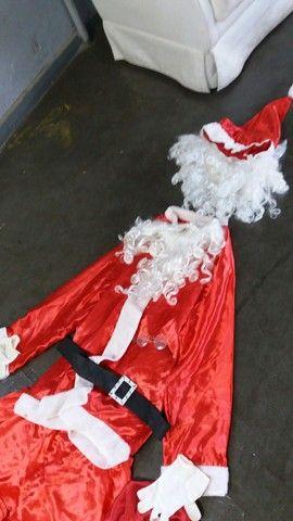 Roupa de Papai Noel - Foto 3