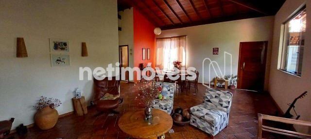 Casa à venda com 4 dormitórios em Trevo, Belo horizonte cod:636360 - Foto 4