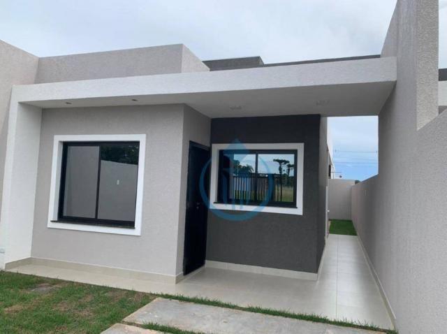 Casa com 2 dormitório à venda, 64 m² por R$ 225.000 - Sao Caetano - Foz do Iguaçu/PR - Foto 12