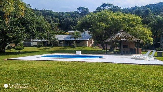 Magnifica casa residencial com praia particular para venda com 500 metros quadrados com 4  - Foto 17