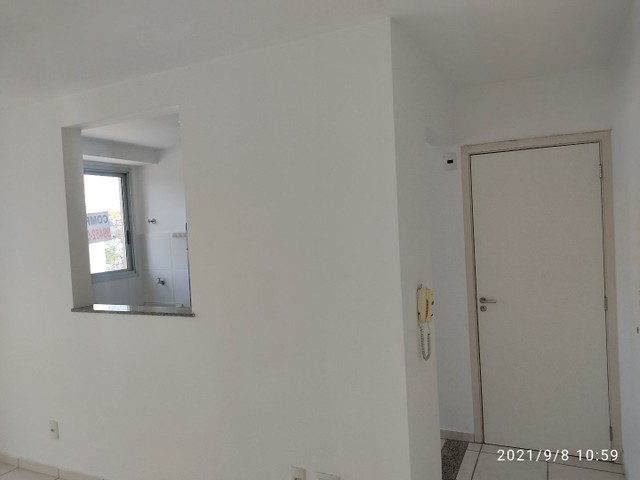 Apartamento 2 Quartos Varanda 1 Vaga, Elevador, Santa Branca - Foto 10
