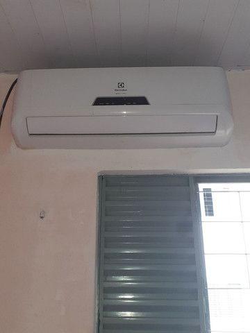 Vendo um ar-condicionado 9btu