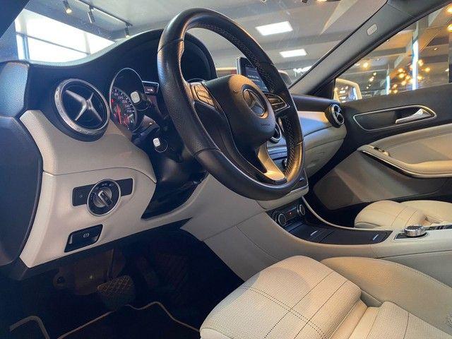 Mercedes-Benz GLA 200 1.6 Advance 2016/2016 Bancos interior bege ,Configuração Linda - Foto 7