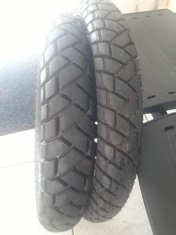 Vendo par pneu novo - Foto 3