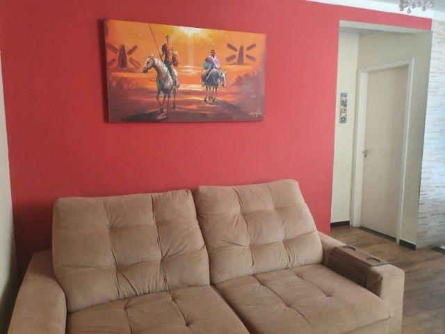 Cod>3198 Apartamento, a venda, 2 quartos, 1 vaga garagem coberta no São João Batista - Foto 2