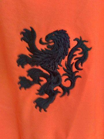 Camisa retrô seleção da Holanda (1974) - Ganem Sports - Foto 2