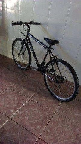 Bicicleta Sundown  aro 26 com 18 marchas