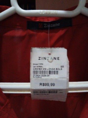 Blusa de manga comprida da Zizane - Foto 3