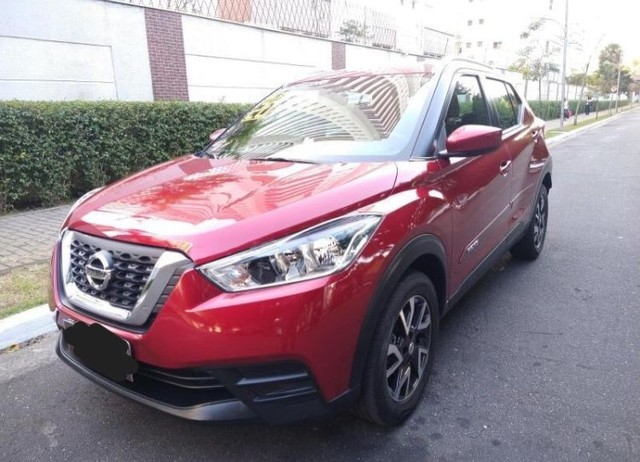 Nissan kicks 1.6 16V flex