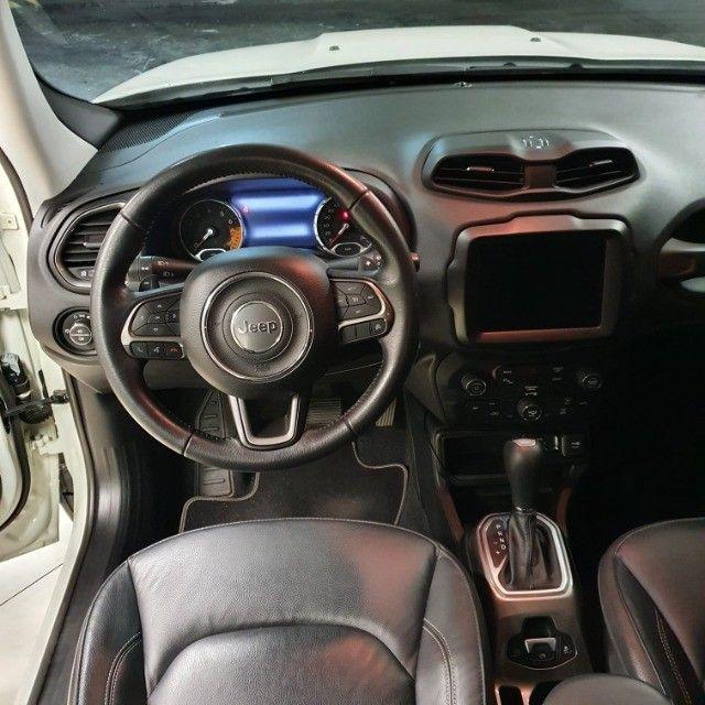 Jeep Renegade 1.8 16v Flex Limited AUT. 2019 .Financiamos em até 60x. - Foto 7