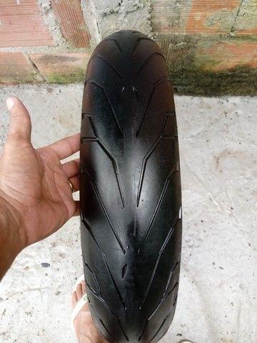 Pneus de motos esportivas - Foto 3